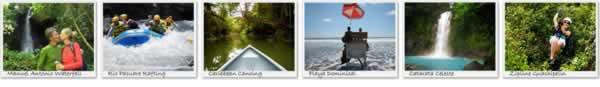 Map & Trip Plan - Rincon >> Tenorio Celeste >> Hermosa Beach - The Best of Both Worlds