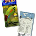 Waterproof Map of Costa Rica – 2020