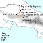 San Carlos-Vera Cruz-Boca Tapada