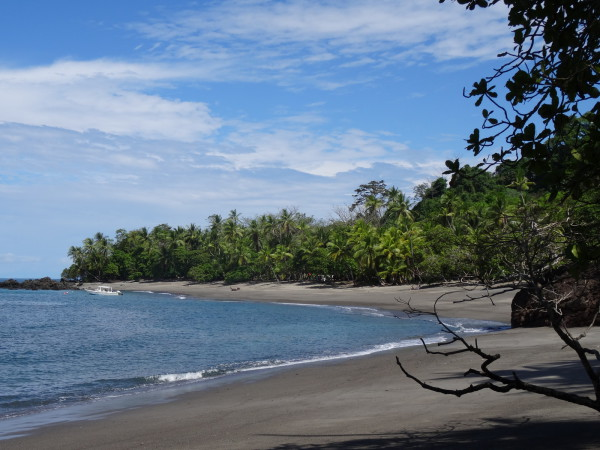 Playa San Josecitio, Osa Peninsula south of Drake Bay