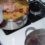 Rice Tico Style Recipe