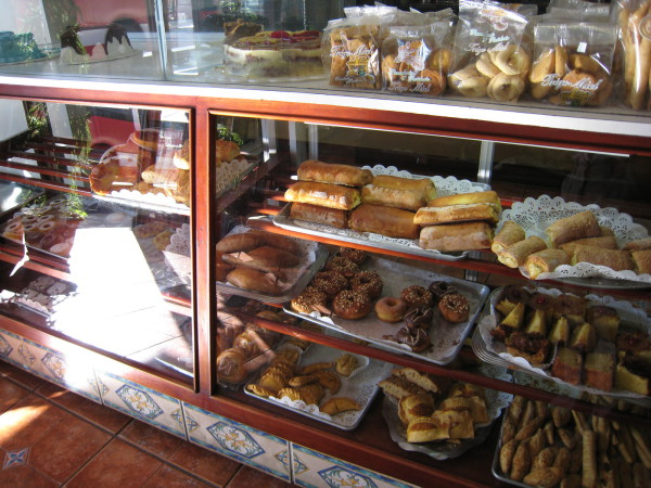Costa Rica Pastries