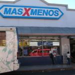 MasXMenos - one of the Walmart brands, Heredia