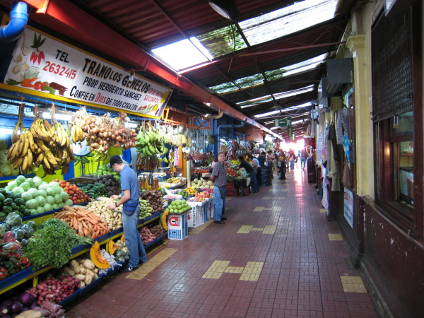 Mercado Central, Heredia