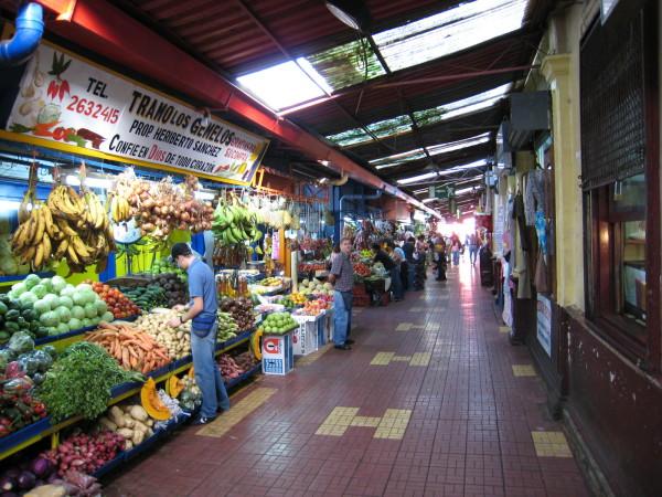 Mercado Central, Heredia