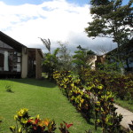 Tenorio Lodge is a stylish option within easy driving distance of Tenorio Volcano National Park headquarters