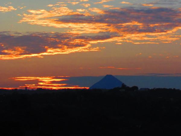 Arenal Sunrise