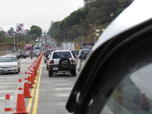 General Canas Traffic