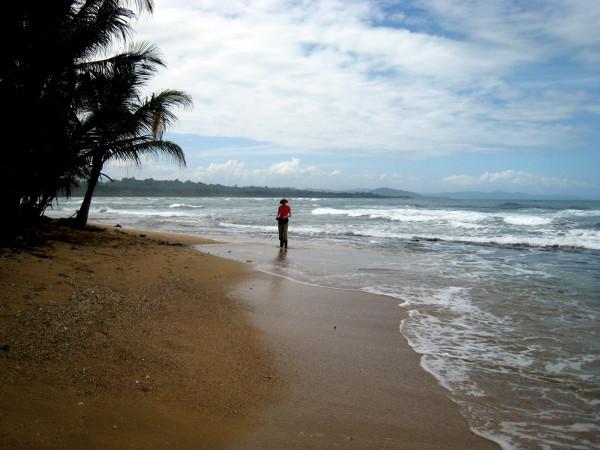 Northeast end of Playa Manzanillo