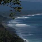 Waves on Playa Carate