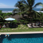 Tortuga del Mar beachfront boutique hotel on Playa Hermosa