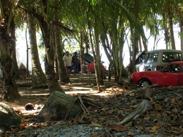 Camping Playa Dominical