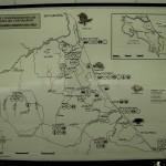 Tortuguero conservation area map