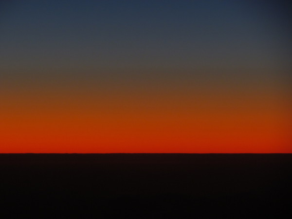 A different sunset