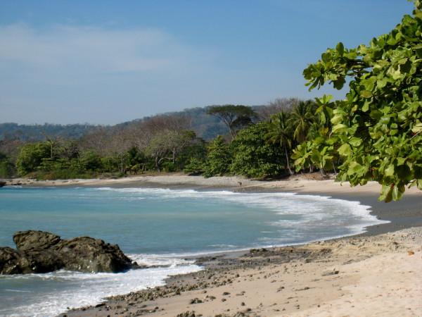 Playa Mal Pais, southern Nicoya peninsula