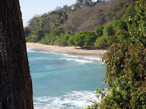 Playa Manzanillo, southern Nicoya peninsula