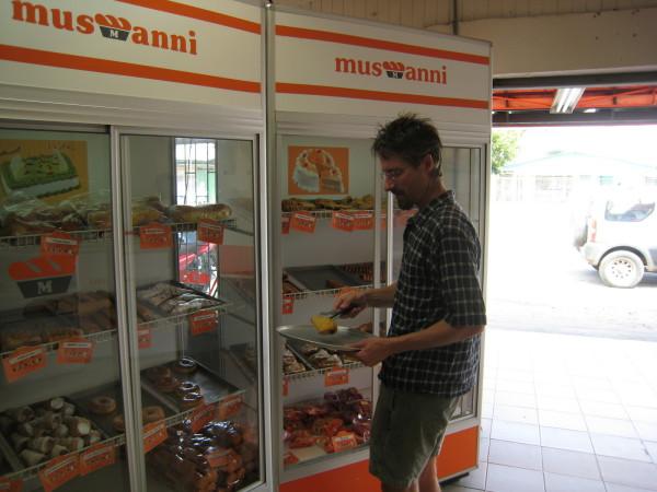 Musmanni bakery