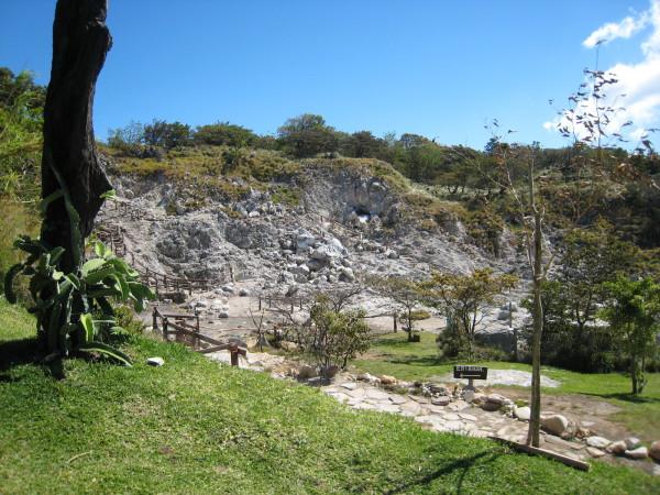 Las Hornillas near La Union north of Bagaces, Guanacaste Costa Rica