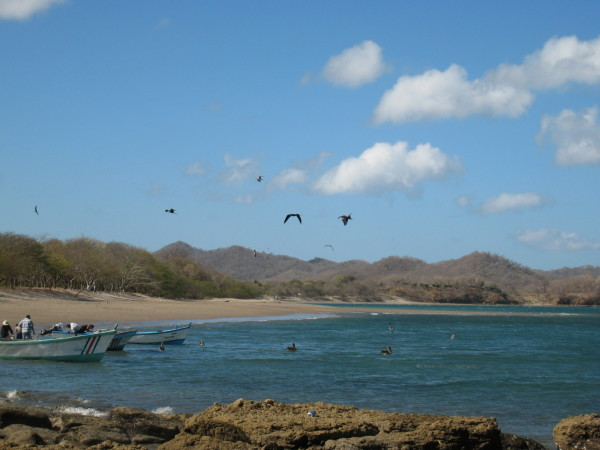Puerto Soley, Playa Pochote