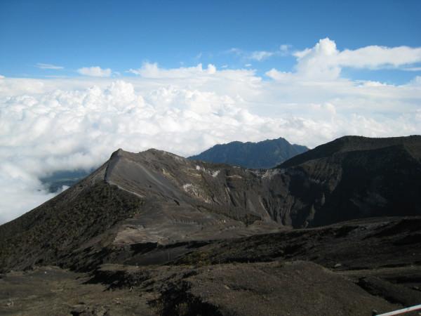 Volcan Irazú