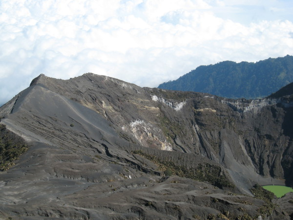 Moonscape, Irazu Volcano National Park, Costa Rica