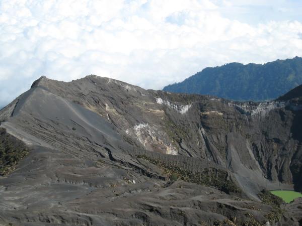 Moonscape, Irazu Volcano National Park, Costa Rica