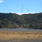Radio and television towers