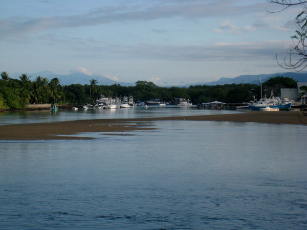 Quepos Harbor
