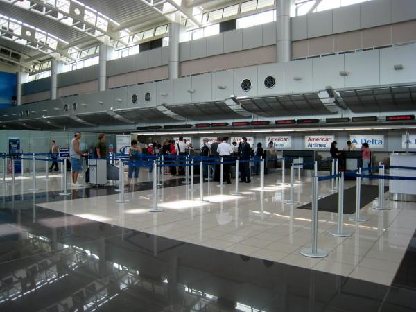 Departures Juan Santamaria Airport SJO