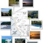 Nosara & Guiones Beach Map