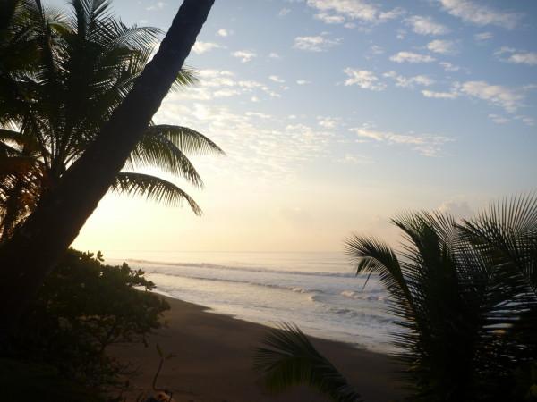 Dawn at La Leona