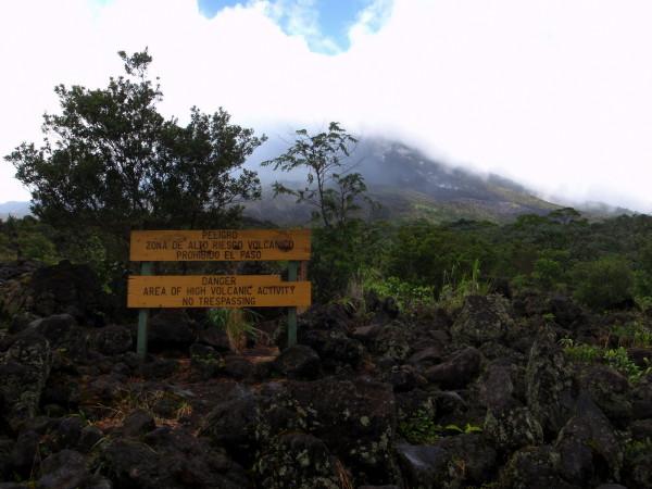 Elusive Volcano