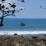 "Waiting on ""the"" wave, Playa Rio Claro (Pavones)"
