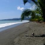 Playa Sombrero on the eastern edge of the Osa Peninsual