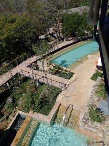 Pools, Rio Perdido