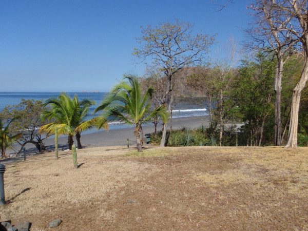 Sugar Beach north of playa Flamingo and Brasilito