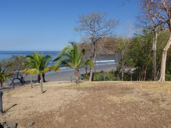 Sugar Beach north of playa Flamingo and Brasilito