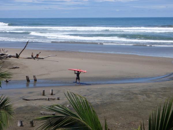 Playa San Miguel SUP