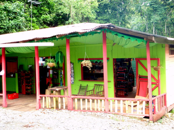 Little grocery and basic supply stores go by a number of different names in Costa Rica - minisuper, pulperia, or abastecador