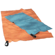 Polypropylene pack towel