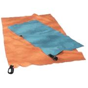 Polypropylene pack towel