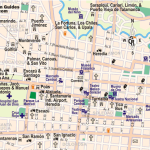 San José Bus Station Map