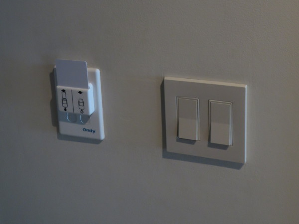 Key card energy system