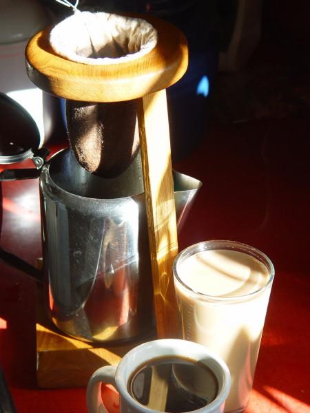 Chorreador de cafe