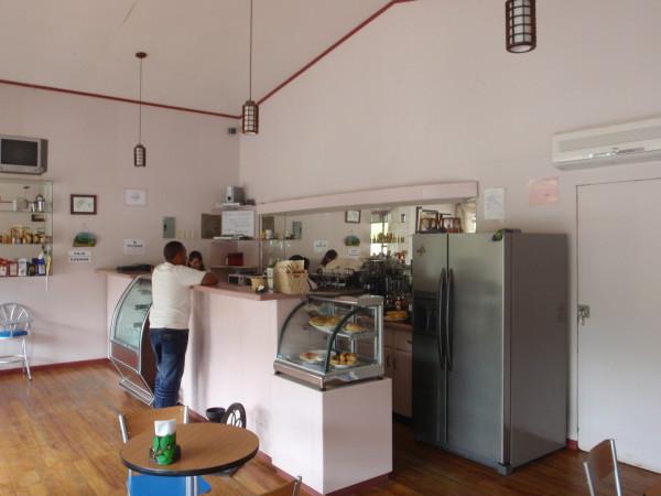Tarrazu Coffee shop