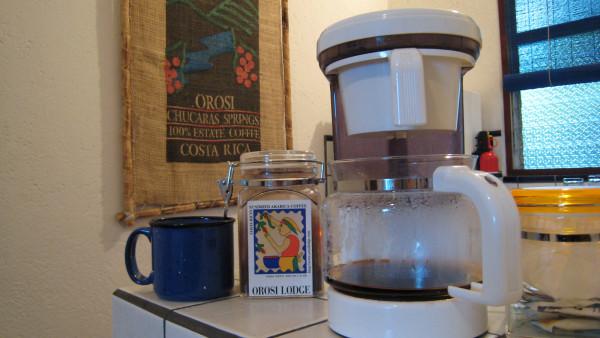 Orosi coffee