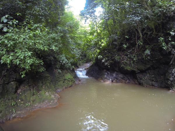 Río Tarcolitos pool