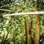 Zip Rail & Canopy Bike
