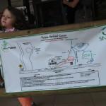 Carara national park hiking trail map