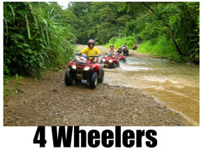 ATVs, 4wheelers and other motorsports in Costa Rica